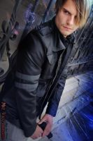 Leon Kennedy by Aerien-Designs