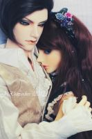Prince and the Prince-ss by J-Rhapsodies