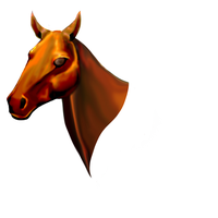 Horse Bust practice by Detrimentality