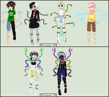 ADOPTS - Fangarms with reduced prices! by HindersideDrug