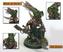 54mm converted Herne the Hunter by RobSkib