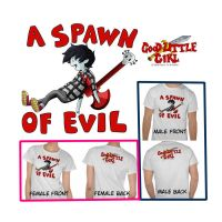Good Little Girl T-Shirt Contest Prize by graphicspark