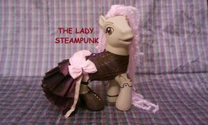 The lady steampunk by dannabats