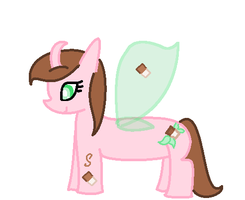 Papilla OC Cocoa Rose by LittleSnowyOwl