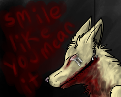 Smile Like You Mean It by epidemic-freakhound