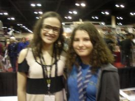 Me and Brina Palencia by RinDei21