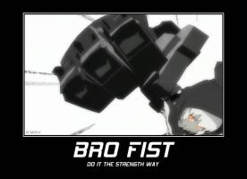 STR: Brofist by foundcanvas14
