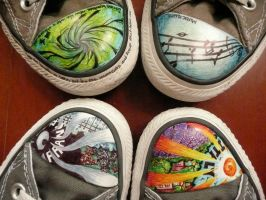 Shoes side1 by musiklily