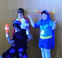 NekoCon Photodump 58 - Peanut Butter Jelly Time by SanchaySquirrel