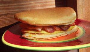 Homestyle McGriddle by AllHailZ