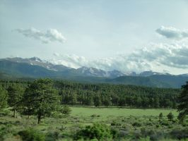 June in the Rocky Mountains by narniamushroom02