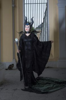 Maleficent7 by Valerie-Mrosek-Stock