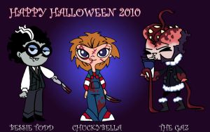 Happy Halloween 2010 by toongrowner