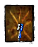 ' microphone ' by saicis by 10inPhotoshop