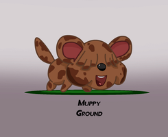 Fakemon Muppy Animated by metalliam