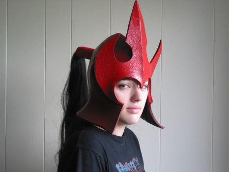 Custom Avatar Zuko Helmet by Trapjaw