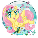 [MLP] Butterfly by Shion561