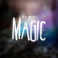 Coverart for the unreleased 'Magic' mixtape by TBS-Tobias