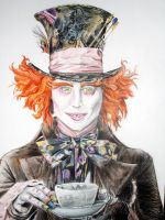 The Mad Hatter by GeoCaecias