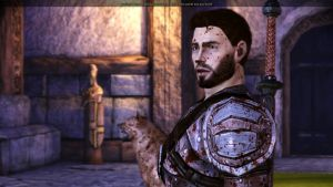 this is my character in the dragon age world by awesomedragon