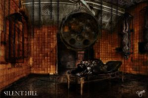 silent hill tribute by Synergy14