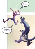 A Little Bit of Spidey-Fun by NorseChowder