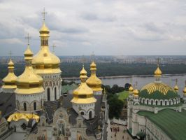The Kiev Pechersk Lavra by irit1973