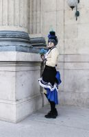 Ciel Phantomhive - Nothing will hurt by TemeSasu