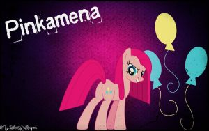 Pinkamena Wallpaper by XxStrawberry-RosexX