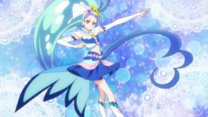 Go! Princess Precure - Cure Mermaid by TatianaReynaCortez