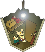 Trapped in the Closet by SariSpy56