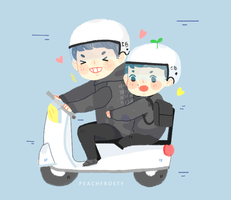 What a Ride for chanbaek by Lolibeat