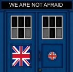 We are not afraid by DoctorWhoOne