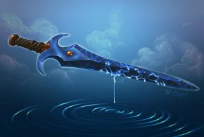 Animus: The Weeping Blade by LeeSmith