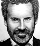 Dennis Miller by Doctor-Pencil