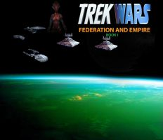Federation And Empire, Book I by FacepalmPunch