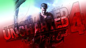 Uncharted 4- A Thiefs End Wallpaper by MrJuniorer