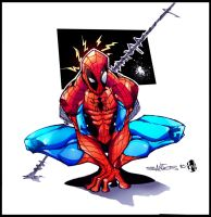 the o'l webhead by CRISTIAN-SANTOS