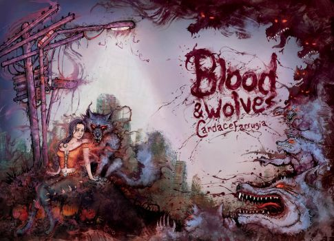 Blood And Wolves by UEY-S