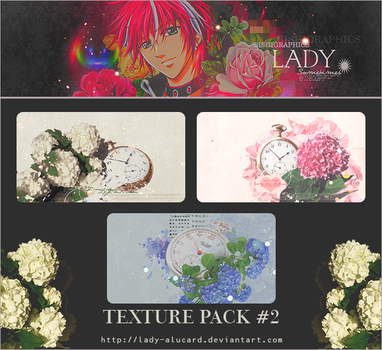 Texture Pack 02 by lady-alucard