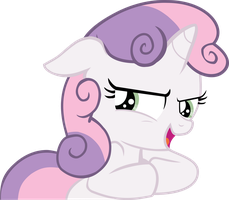 Sweetie Belle by godzillaXV