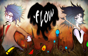 Our love .flow by Krodierk
