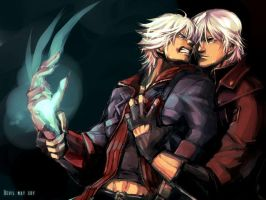 DMC4 by rickar2010