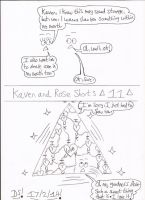 Kaven and Rose Shorts - 11 by DazzyDrawingN2