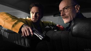 Breaking Bad WALLPAPER by TALALHAMDAN