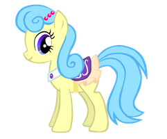 RadiantSpring-MY FIRST VECTOR by capcappucca222