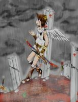 After The Battle by MegaHeadBomb