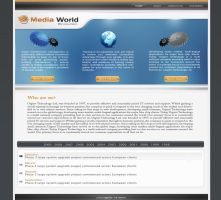 Media World Layout by KeyMoon