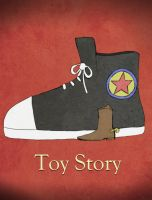 Toy Story Poster by JMFenner91