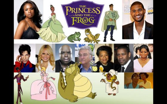 Disney All Stars: Princess And The Frog by Disneyboi411